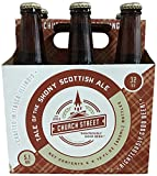 Church St. Brewing Shony Scottish Ale, 6 pk, 12 oz bottle, 5.1% ABV, 72 oz