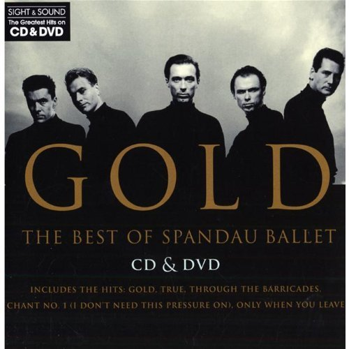 Gold: Best of by Spandau Ballet Import edition (2009) Audio CD (Gold The Best Of Spandau Ballet)