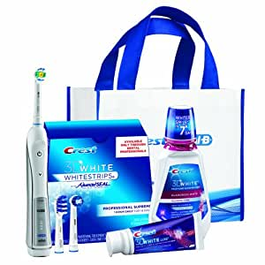 Crest + Oral-B Professional Whitening Kit, 1 Count