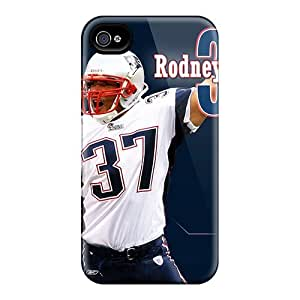 Iphone Case - Tpu Case Protective For Iphone 4/4s- New England Patriots