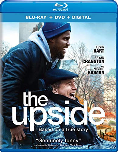 The Upside [Blu-ray] (Best Games On Itunes 2019)
