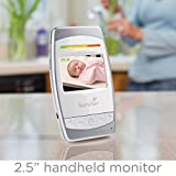 "Summer Infant Baby Secure 2.5"" Pan/Scan/Zoom Video Baby Monitor"