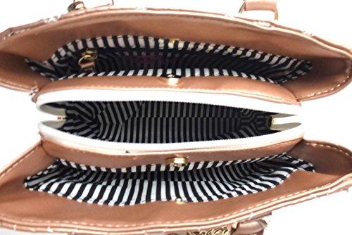 New Satchel Betsey Mini Luv Rose Gold q0BaXEwxE