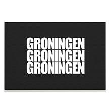 Eddany Groningen three words Cuadro en lienzo
