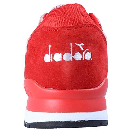 Premium Da Scarpe Unisex Rosso Ginnastica Diadora Intrepido zIA6xqAw