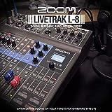 Zoom LiveTrak L-8 Portable 8-Channel Digital