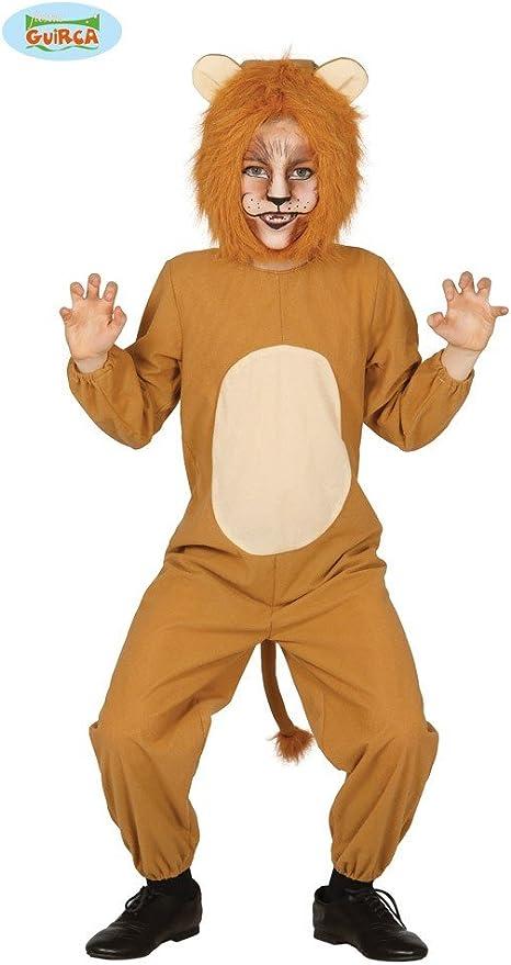 Disfraz de León infantil 3-4 años: Amazon.es: Juguetes y juegos
