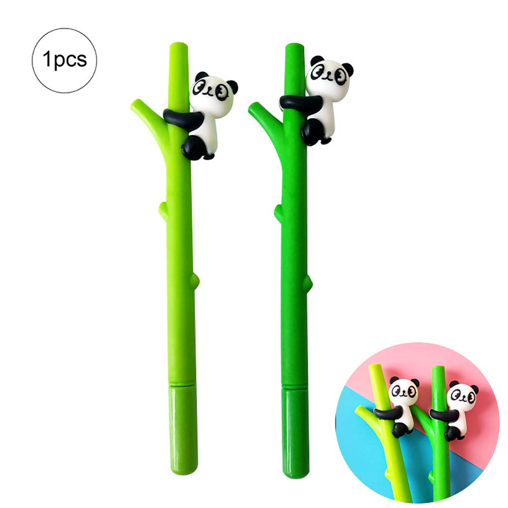 Bolígrafo de gel de bambú
