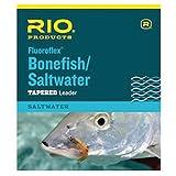 Cheap Rio: Saltwater Fluoroflex Leader, 9ft 10lb, 3 Pack