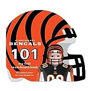 Cincinnati Bengals 101: My First Team-Board-Book (101: My First Team-board-books)