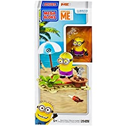 Mega Bloks Despicable Me Beach Party Set