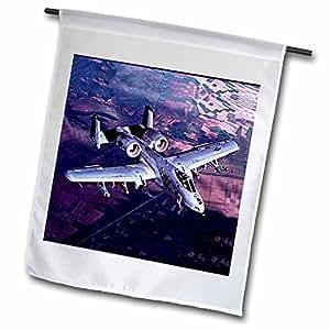 Jet - A-10 Wart Hog - 18 x 27 inch Garden Flag (fl_545_2)