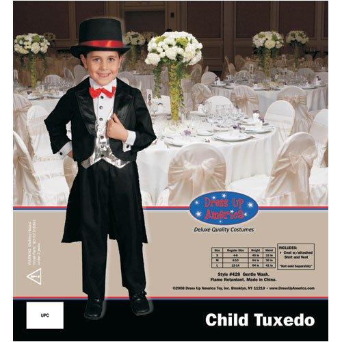 Black Tuxedo - Medium 8-10