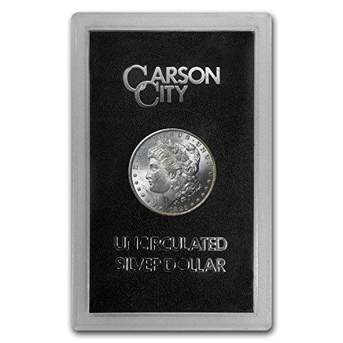 1882 CC Morgan Dollar BU (GSA) $1 Brilliant Uncirculated