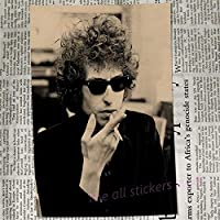 Bob Dylan Poster. Kraft Paper Posters Decorative Painting Folk Poet bar Wall Paintings Retro poster/6012 : 5, 21x30