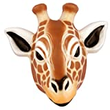 Deluxe Adult Giraffe Mask