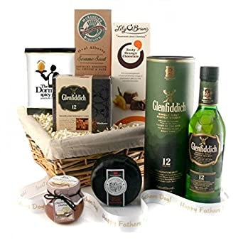 Whisky Gifts - Glenfiddich Whisky Hamper - Available for Next Day ...
