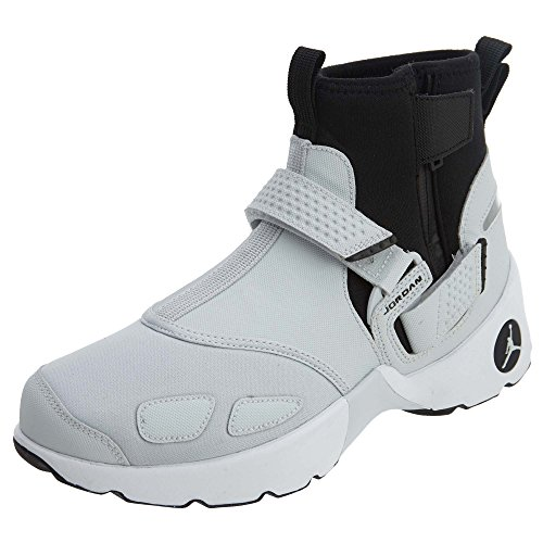 Nike Mens Jordan Trunner LX High Boots Pure Platinum/Black AA1347-002 Size 13 by NIKE