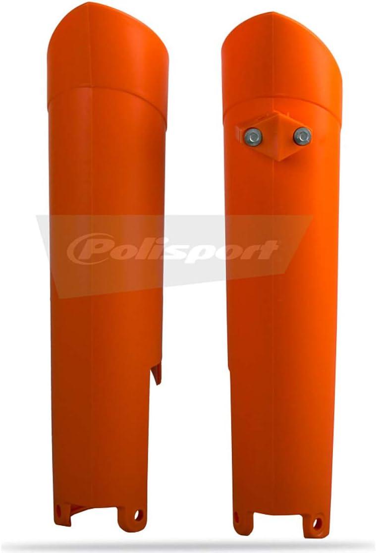 Polisport Fork Guards Orange Orange 8398400002 Color