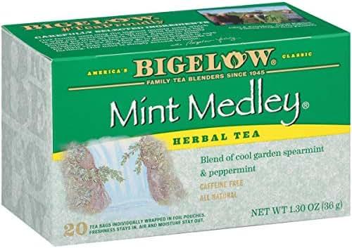 Bigelow Herbal Tea