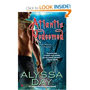 Atlantis Redeemed (Warriors of Poseidon, Book 5) Alyssa Day