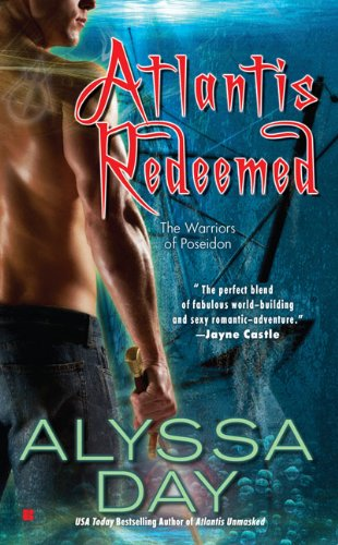 Atlantis Redeemed (Warriors of Poseidon, Book 5) by Berkley