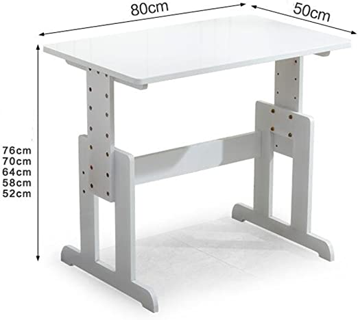 Height Adjustable Children Desk and Chair Set Student Study Table School Desk