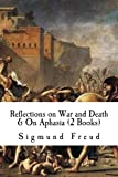 img - for Reflections on War and Death & On Aphasia (2 Books) book / textbook / text book