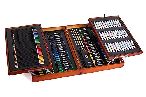 Mont Marte Studio Essentials Mixed Media Art Set 174pce