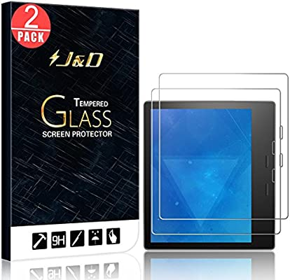 J&D Compatible para Amazon All-New Kindle Oasis 2019 Protector de ...