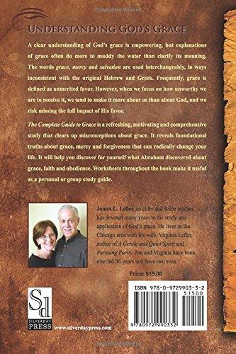 The Complete Guide to Grace: James L. Lefler: 9780972990332 ...