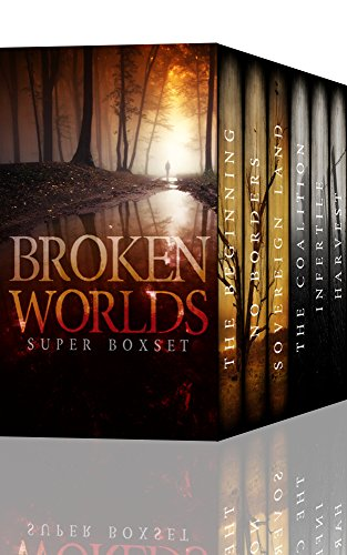 Broken Worlds Super Boxset by [Hunt, James]