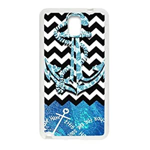 Sailor Brand New And Custom Hard Case Cover Protector For Samsung Galaxy Note3 by icecream design