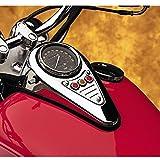 Cobra Chrome Fluted Billet Dash Plaque 050086