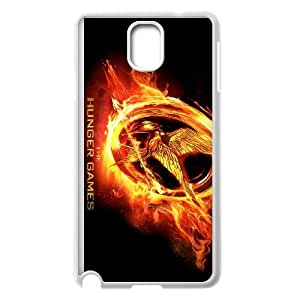 The Hunger Games Samsung Galaxy Note 3 Cell Phone Case White Welnu