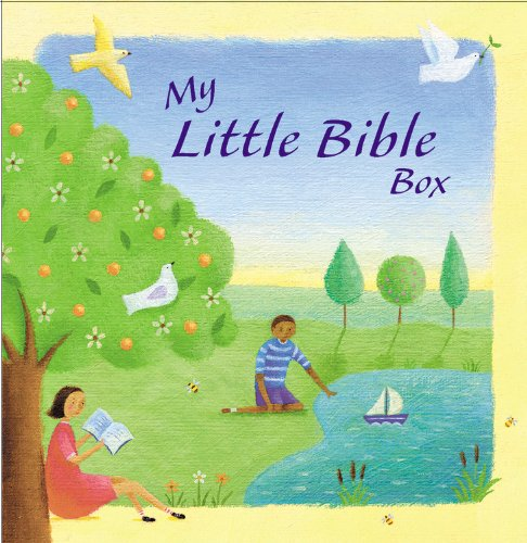 My Little Bible Box: Little Words of Wisdom from the Bible; Little Blessings from the Bible; Little Psalms from the Bible pdf