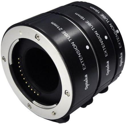 V1 and AW1 Compact Mirrorless Digital Cameras S1 10mm//16mm//21mm Opteka Auto Focus DG EX Macro Extension Tube Set for Nikon 1 J5 J4 S2 V2 J2 J3 V3