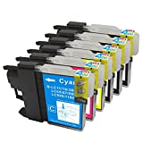 6 Pack - Compatible Ink Cartridges