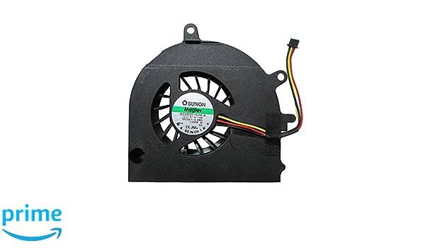 Toshiba Satellite A500 A505 F0668W Procesador del ordenador portátil ventilador, refrigerador: Amazon.es: Bricolaje y herramientas