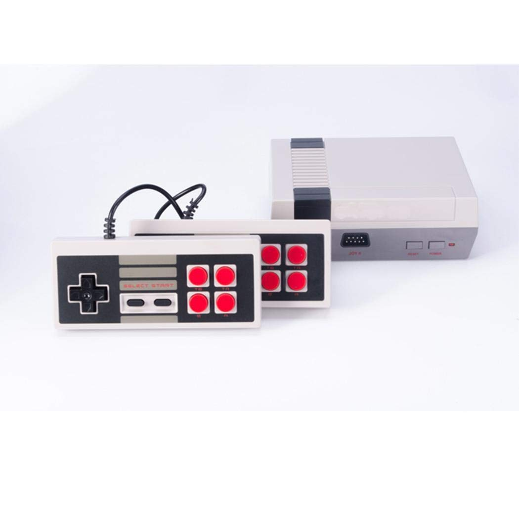 2 Buttons 2//4 Buttons Recreation Retro Built-in Classic Games Dual Gamepad Gaming Player