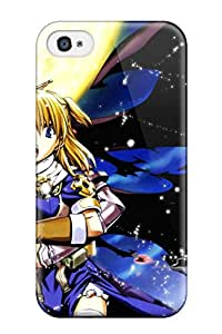 Tpu Case Cover Compatible For Iphone 4/4s/ Hot Case/ Chrono Crusade Anime Other
