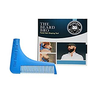 Beard Bro PC1 Beard Shaping Tool for Perfect Lines and Symmetry