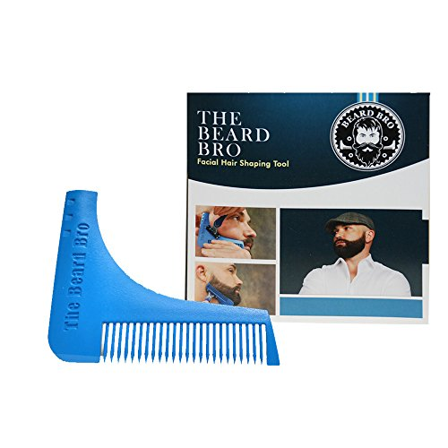Beard Bro PC1 Beard Shaping Tool for Perfect Lines and - Styles Beards