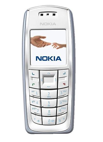 amazon com nokia 3120 unlocked cell phone u s version with rh amazon com Nokia 6085 Charger Nokia 3120