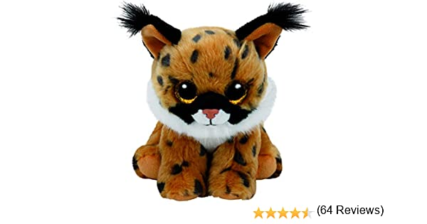 TY- Peluche, juguete, Color marrón, 23 cm (United Labels Ibérica ...
