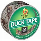 "Duck 1409574 1.88"" X 10 Yards Realtree® Camo Duck® Tape"
