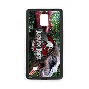 Jurassic Park Samsung Galaxy Note 4 Cell Phone Case Black E5917845