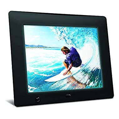 NIX 8 inch Hi-Res Digital Photo Frame with Motion Sensor (X08D)