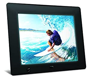Amazon.com : NIX 8 inch Hi-Res Digital Photo Frame with