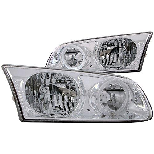 01 Toyota Camry Halo Headlights - 9